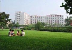 郑州高铁地铁学校校园草地